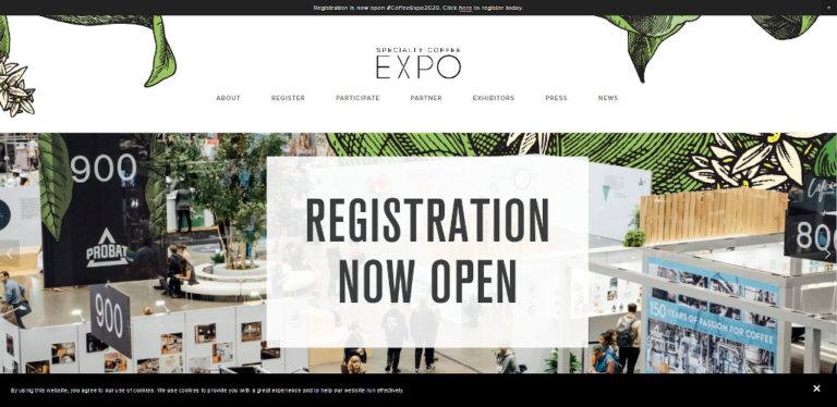 Specialty Coffee Expo, Portland - April 2023