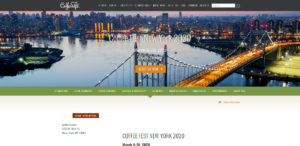Coffee Fest New York - March 2020