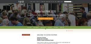 Coffee Fest PNW (Pacific Northwest) - October 2020