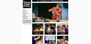 Le Paris Cafe Festival - June 2021