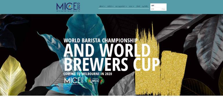 Melbourne International Coffee Expo (MICE) - November 2020