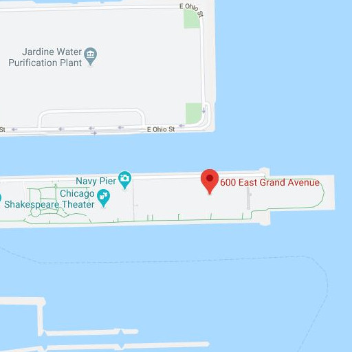 Direction to the: Navy Pier Chicago